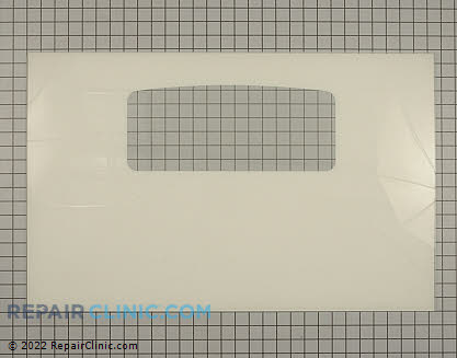 Outer Door Glass WB57K10120      Main Product View