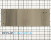 Front Panel - Part # 1474832 Mfg Part # WB56X10784