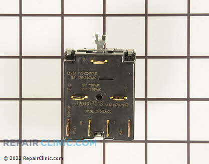 Heat Selector Switch WE4M406         Main Product View