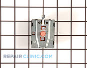 Heat Selector Switch - Part # 1475633 Mfg Part # WE4M407