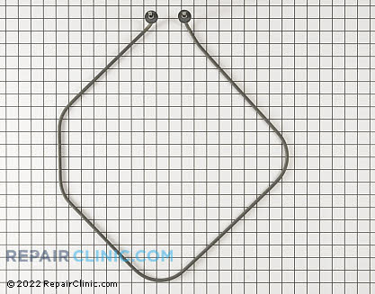 Heating Element (OEM)  WD05X10009 - $29.15