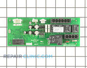 Main Control Board - Part # 1477869 Mfg Part # WR55X10713