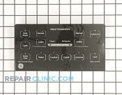 Touchpad and Control Panel - Part # 1477966 Mfg Part # WR55X10875