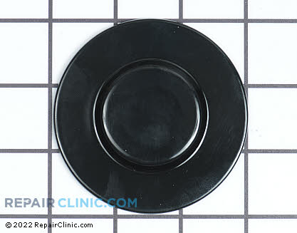 Surface Burner Cap (OEM)  W10173833, 1481391