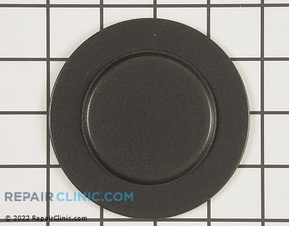 Surface Burner Cap (OEM)  W10183368, 1481617