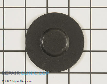 Surface Burner Cap (OEM)  W10183369 - $31.85