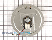 Convection Motor - Part # 1482232 Mfg Part # W10206587