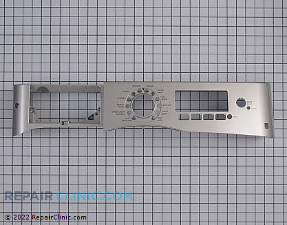 Electrolux Washing Machine Control Panel