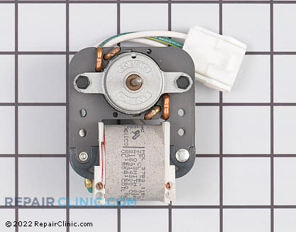 Evaporator Fan Motor 297250000 Main Product View
