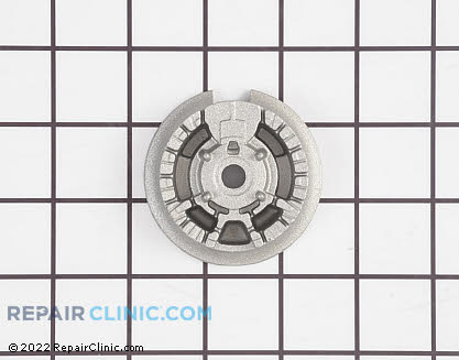 Surface Burner Base (OEM)  316206401