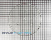 Glass Tray - Part # 1486549 Mfg Part # F06014M00AP
