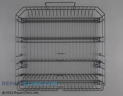 Asko Lower Dishrack Assembly