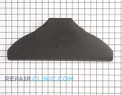 Air Duct - Part # 1489058 Mfg Part # SR401573