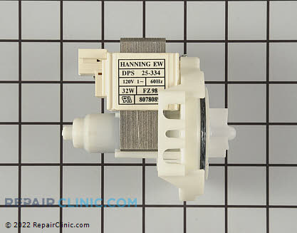 Drain Pump 8078089 Main Product View