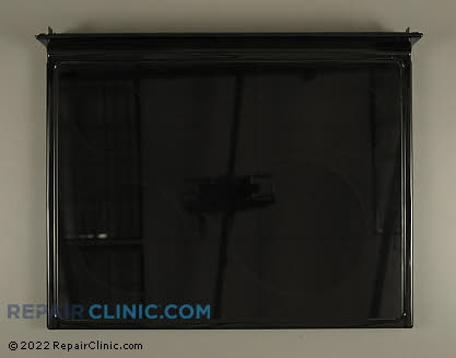 Glass Cooktop (OEM)  5706X501-09, 1491455