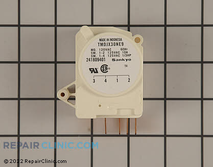 Defrost Timer (OEM)  241809402