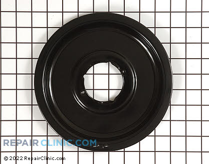 Burner Drip Bowl (OEM)  3424F005-90 - $17.60