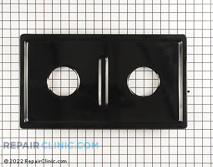 Burner Drip Pan 3401X055-09     Main Product View