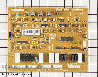 Main Control Board (OEM)  DA41-00318A