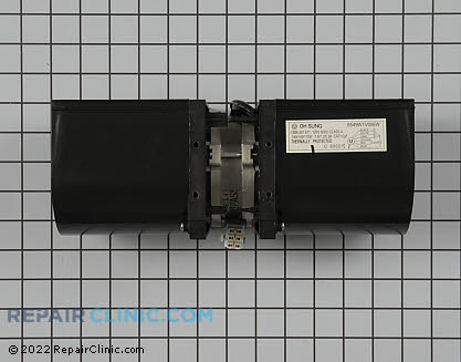 Exhaust Fan Motor (OEM)  6549W1V006Y