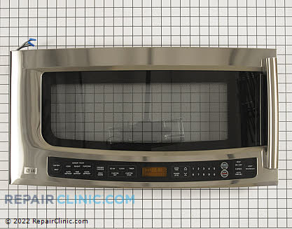 Microwave Oven Door (OEM)  ADC34753813