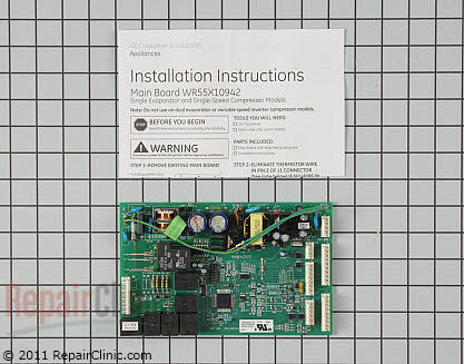 Hotpoint Main Control Board Assembly