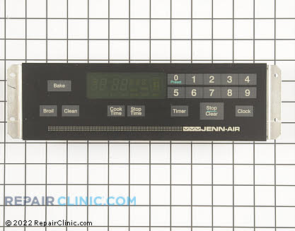 Jenn Air Range Oven Control Board