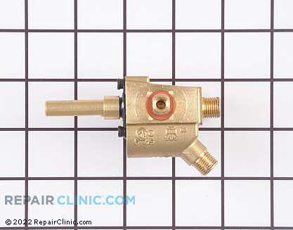 Surface Burner Valve 316574901       Main Product View