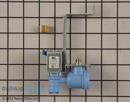 Water Inlet Valve DA97-03217A Main Product View