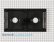 Metal Cooktop - Part # 1541999 Mfg Part # 2001F175-09