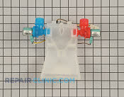 Water Inlet Valve - Part # 1545861 Mfg Part # W10140918