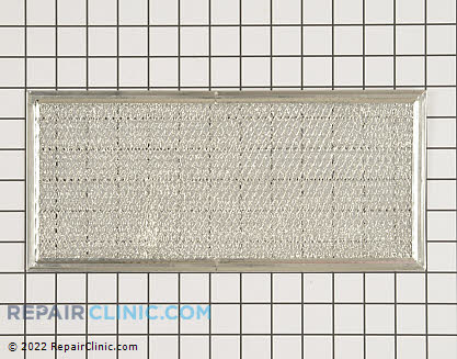 Grease Filter W10208631A Main Product View