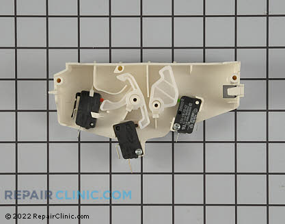 Electrolux Washer Door or Lid Latch Assembly