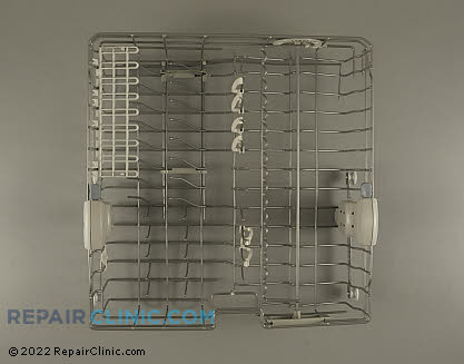 Upper Dishrack Assembly (OEM)  W10337961 - $308.75