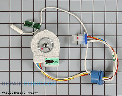 Evaporator Fan Motor (OEM)  WR60X10307 - $80.80
