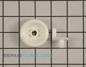 Dishrack Roller Assembly - Part # 1551996 Mfg Part # W10247372