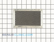 Charcoal Filter - Part # 1555867 Mfg Part # WB06X10823