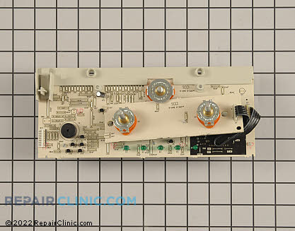 Main Control Board (OEM)  WH12X10439