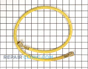 Gauge Hose - Part # 1557634 Mfg Part # 31036