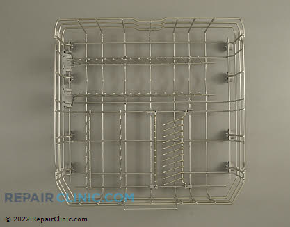Lower Dishrack Assembly 249276 Main Product View