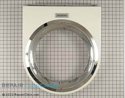 Bosch Washing Machine Front Door Panel