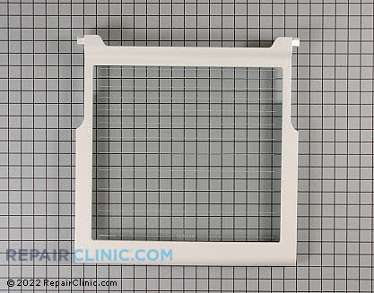 Glass Shelf (OEM)  W10276354