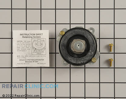 Clutch, Briggs & Stratton Genuine OEM  399671