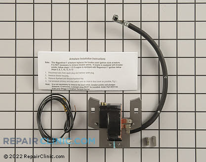 Ignition Coil 397358          Main Product View