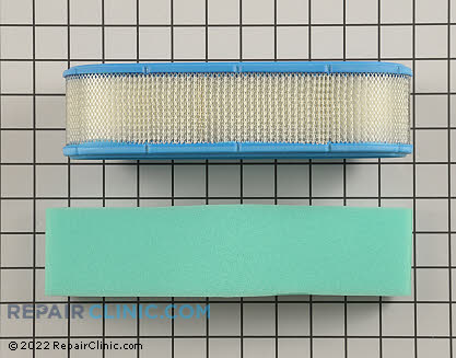 Air Filter, Briggs & Stratton Genuine OEM  5052K