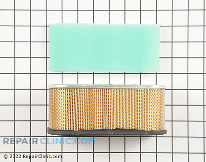 Air Filter, Briggs & Stratton Genuine OEM  5053K