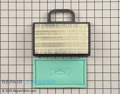 Air Filter, Briggs & Stratton Genuine OEM  5063K, 1914818