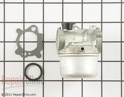 Carburetor, Briggs & Stratton Genuine OEM  799868