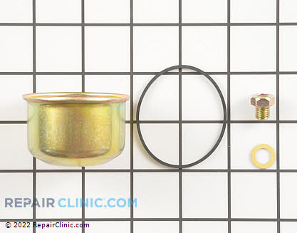Carburetor Bowl, Briggs & Stratton Genuine OEM  495933 - $7.55