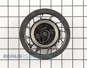 Rewind Pulley and Spring - Part # 1567912 Mfg Part # 499901